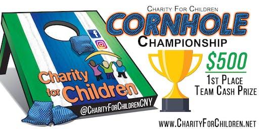 Charity For Children CORNHOLE Championship