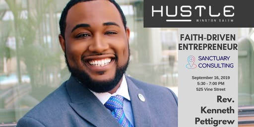Faith-Driven Entrepreneur | HUSTLE Night