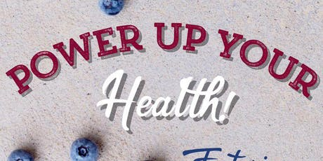 Power Up Your Health tickets