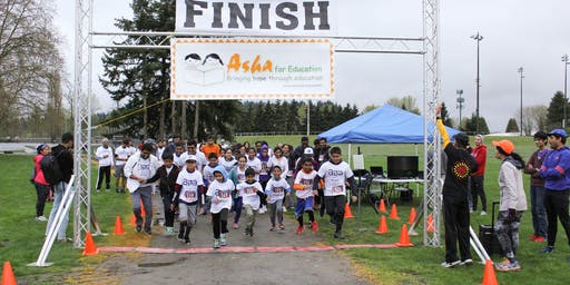 Asha Seattle Fall 2019 - 5K and 10K (Run/Walk)