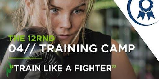 Information Evening: Fighter Training Camp (6-Week Challenge)