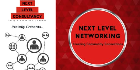 Next Level Networking Event - October 2019 tickets
