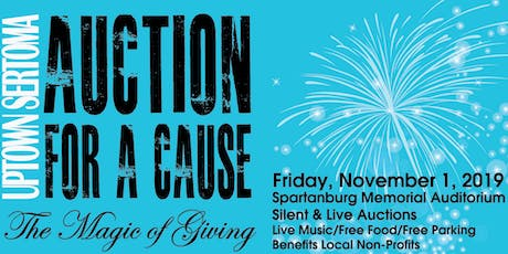 Auction for a Cause tickets