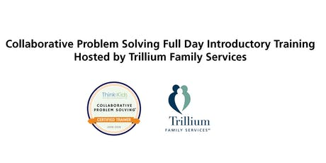 Collaborative Problem Solving Full Day Introductory Training tickets