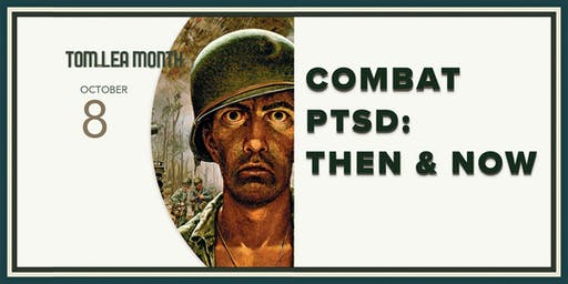 Combat PTSD: Then and Now