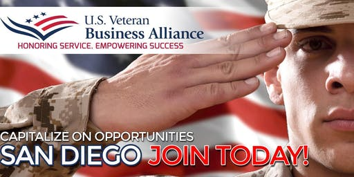 US Veteran Business Alliance - September Networking Event