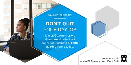 Business  Strategy Session:  Start Your Business Before Quitting Your Job! tickets