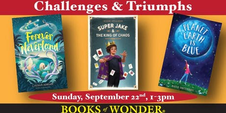 Challenges and Triumphs Panel tickets
