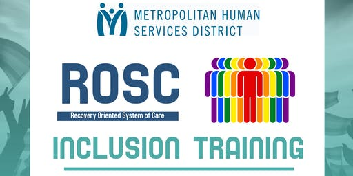 ROSC Inclusion Training