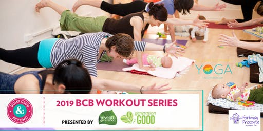 BCB Mommy and Me Yoga with Yellow Elephant Presented by Seventh Generation!