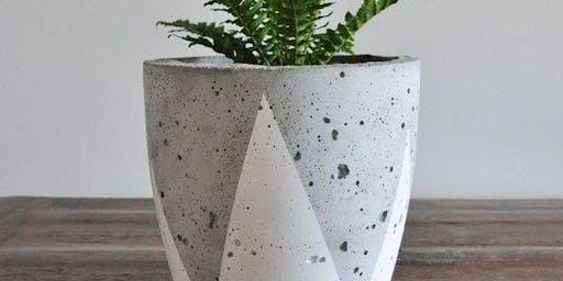 Cement Techniques Workshop