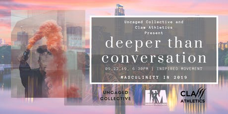 Deeper Than Conversation: Masculinity in 2019 tickets