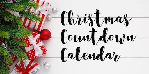 Craft Class: Christmas Countdown Calendar