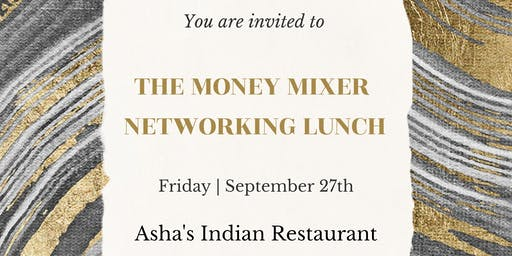The Money Mixer Networking Lunch