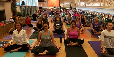 Free Morning Yoga at Schnucks Des Peres  tickets