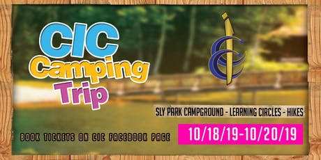 CIC Camping Trip tickets