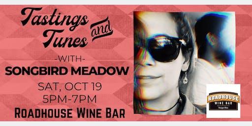 Live Music - Tastings & Tunes w/ Songbird Meadow