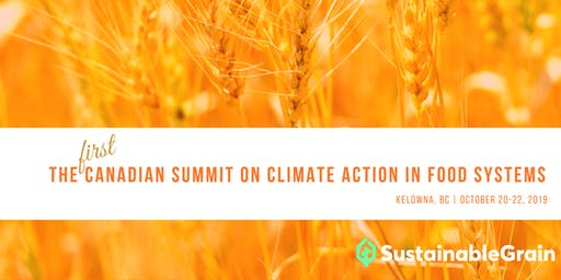 The First Canadian Summit on Climate Action in Food Systems