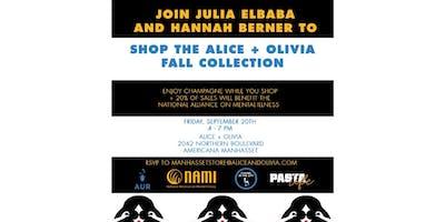 Alice + Oliva POP and SHOP