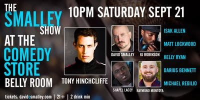 THE SMALLEY SHOW
