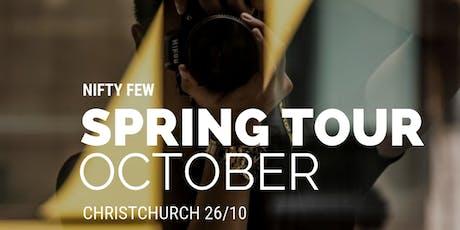 NIFTY FEW Spring Tour (Christchurch - New Brighton) tickets
