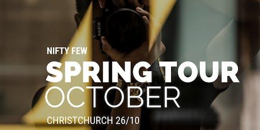 NIFTY FEW Spring Tour (Christchurch - New Brighton)