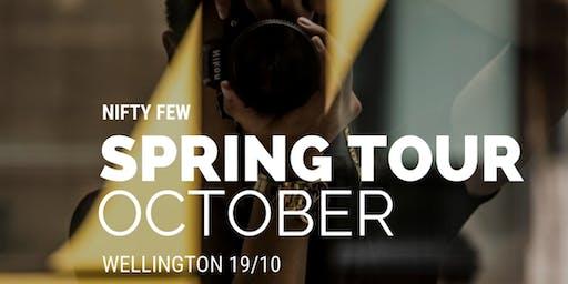 NIFTY FEW Spring Tour (Wellington- Central)