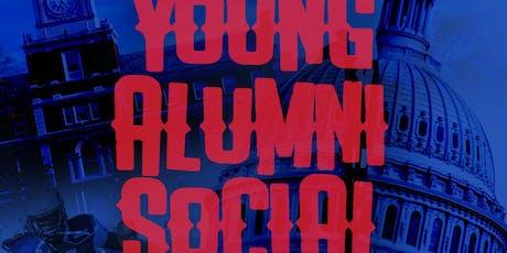 GoHamHU Presents: YOUNG ALUMNI SOCIAL at HU House Party tickets