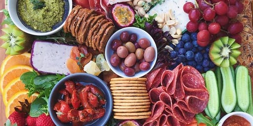 Grazing Platter Workshop