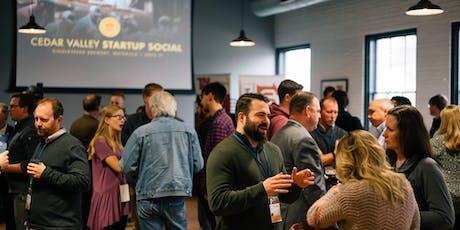 Cedar Valley Startup Social tickets