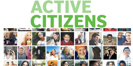 Active Citizens Spring 2019 Auckland 3 Day Course tickets