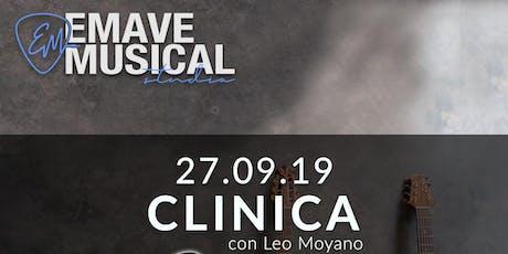 Emave Musical Studio - Clínica Ovation entradas