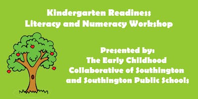 Kindergarten Readiness Literacy and Numeracy Workshop