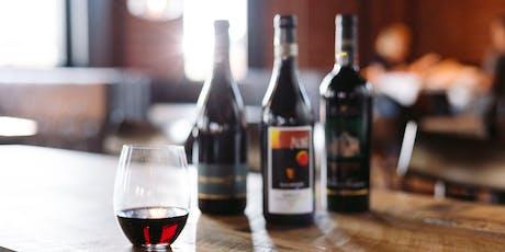 Raza Wine Dinner tickets