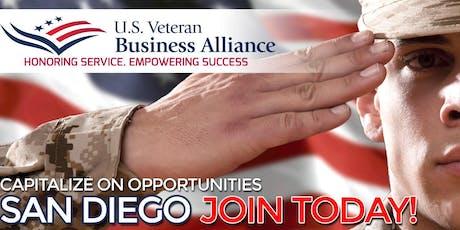 US Veteran's Business Alliance - October General Meeting tickets