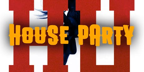 GoHamHU Presents: HU HOUSE PARTY:  3 Floors + 3 Parties tickets