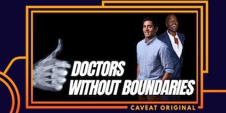 Doctors Without Boundaries tickets
