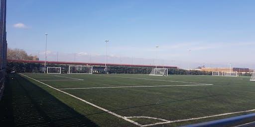 Football Training for Year 11 pupils (girls & boys) - October Half Term