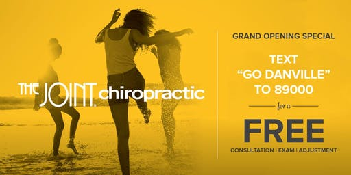 Grand Opening at The Joint Chiropractic Danville!