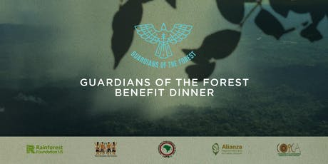 Guardians of the Forest Benefit Dinner tickets