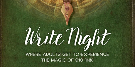 Community Write Night tickets