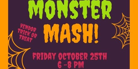 The Mill Works Monster Mash tickets