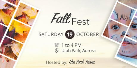 Fall Fest tickets