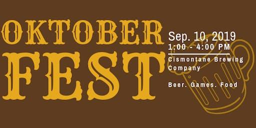 4th Annual Oktoberfest Games