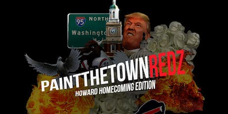 Paint the Town Redz  tickets