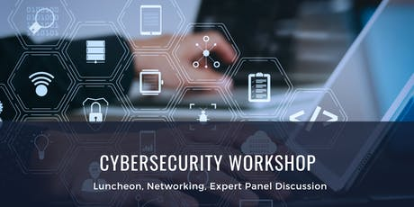 Cybersecurity Workshop for Business Owners and IT Personnel tickets