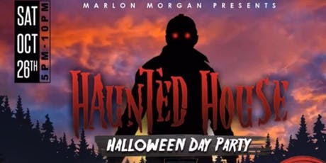A HAUNTED HOUSE HALLOWEEN DAY PARTY tickets