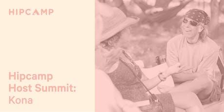 Hipcamp Host Summit: Kona tickets