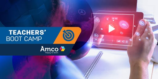 Amco Teachers' Boot Camp | ONLINE