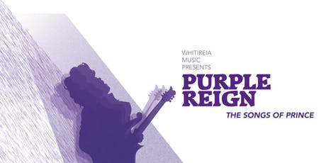 [MATINEE PREVIEW] Purple Reign - The Songs of Prince  tickets